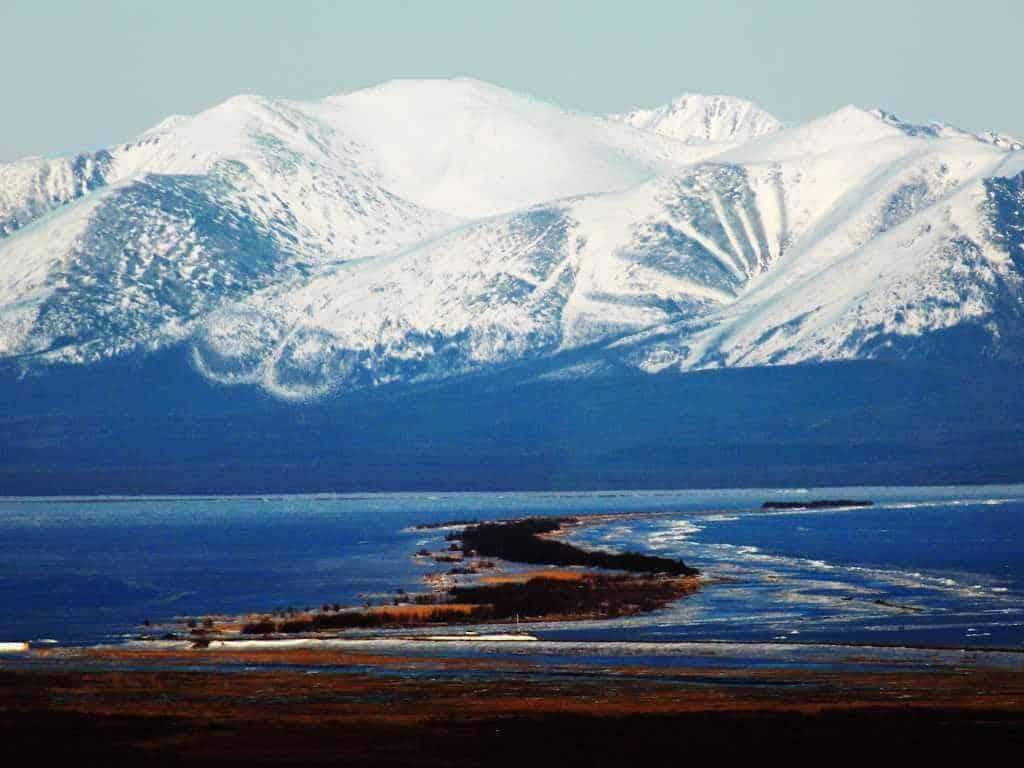Остров Ярки - стрела Хасара