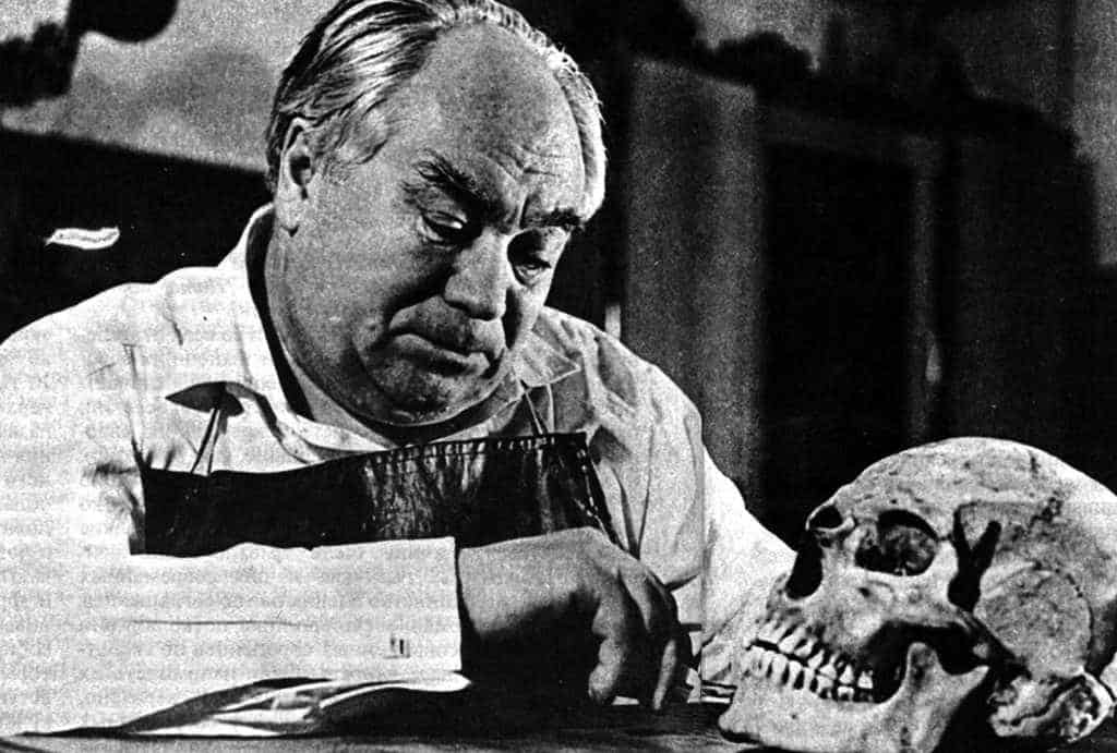 Академик Герасимов, выполнивший реконструкцию лица великого Правителя