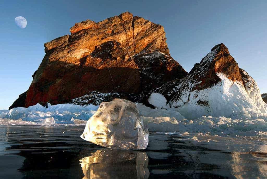 Хан Батый символизировал лёд Байкала