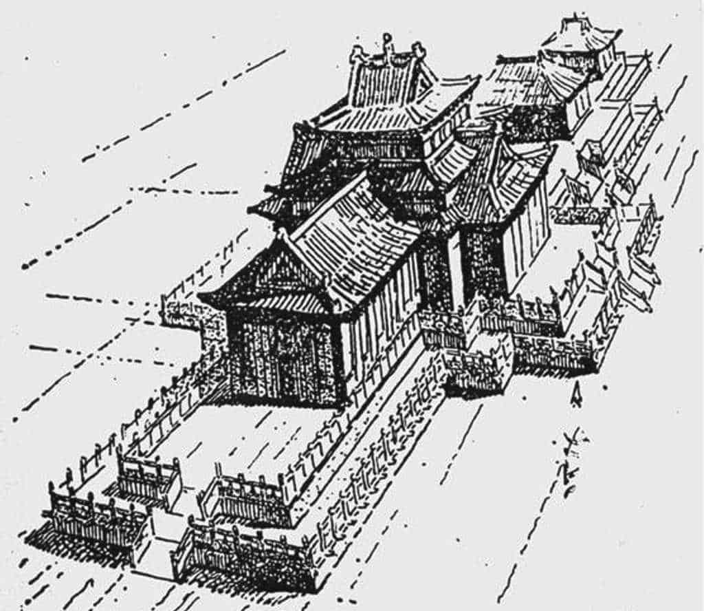 Кондуйский дворец