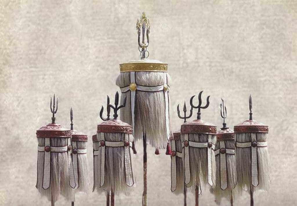 Девять ближайших сподвижников Чингисхана
