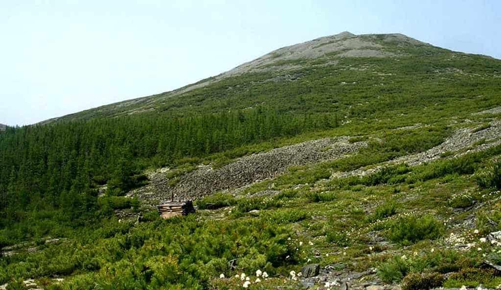 Гора Икон Йэхэ Улла