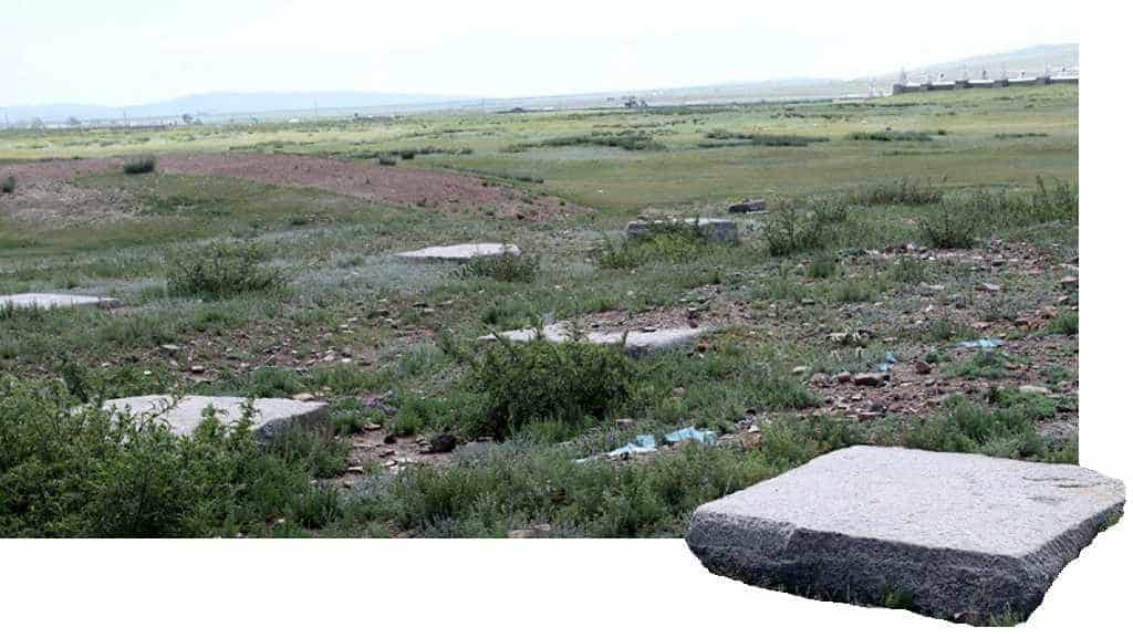 руины монголского ханства