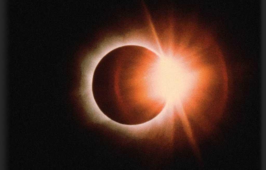 Затмение солнца 2184