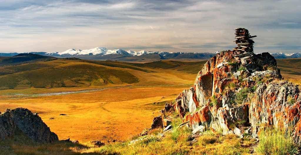 Долина царей Алтая