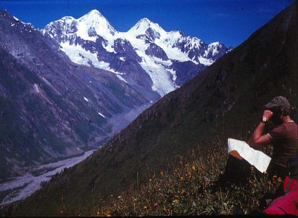 Грудь матери - Гора Белуха